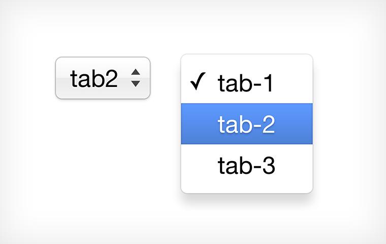 简单美化 select 标签